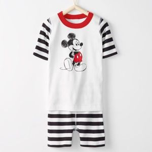 Hanna Andersson Mickey Mouse Pajamas